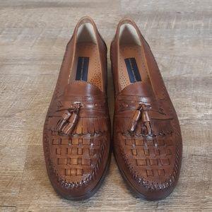Giorgio Brutini Brown Loafers Size 12